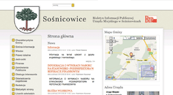 Screen Sosnicowice